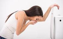 Лечение рвоты, если желудок не принимает пищу