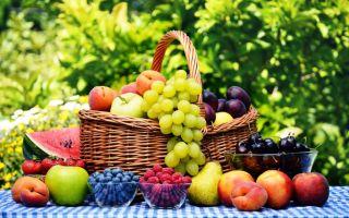 Фрукты при гастрите: рекомендации диетологов