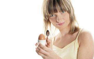 Можно ли употреблять яйца при гастрите