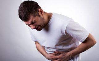 Помощь в домашних условиях если желудок встал: симптомы и лечение