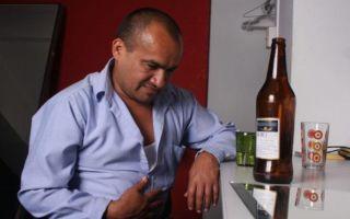 Особенности употребления алкоголя при язве желудка