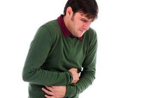Спазмы в желудке: симптомы и способы устранения