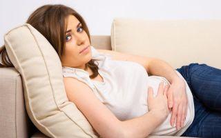Действия в ситуации с обострившимся гастритом во время беременности
