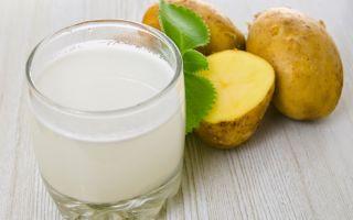 Особенности приема картофельного сока при гастрите: показания, противопоказания и способ приготовления