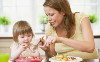 Основы диетического питания при ротавирусной инфекции