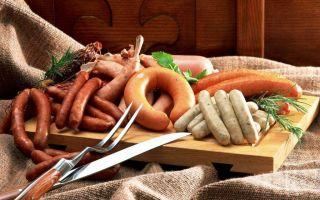 О возможности употребления сосисок при гастрите