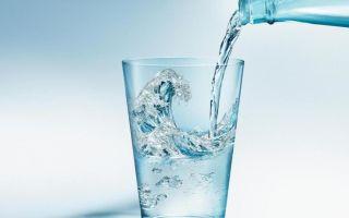 Полезна ли минеральная вода при гастрите