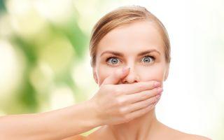 Особенности лечения при возникновении запаха изо рта от желудка