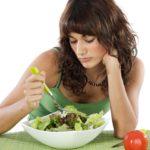 Снижение аппетита - симптом