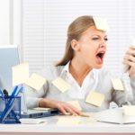 Приступ гастрита в следствие стресса