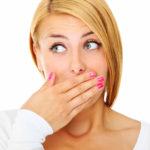Неприятный вкус во рту - симптом гастрита