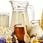 Кисломолочные продукты для лечения гастрита