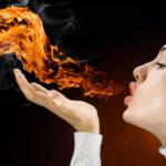 Изжога - симптом гастрита с повышенной кислотностью
