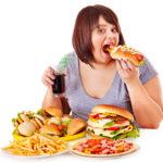 Переедание жирной пищи - причины острого гастрита