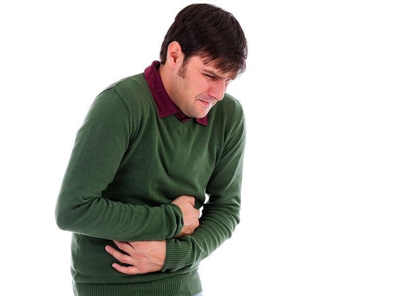 Спазмы в желудке