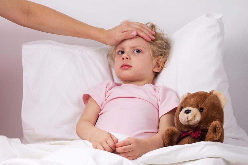 Норовирус у детей: как защититься от болезни