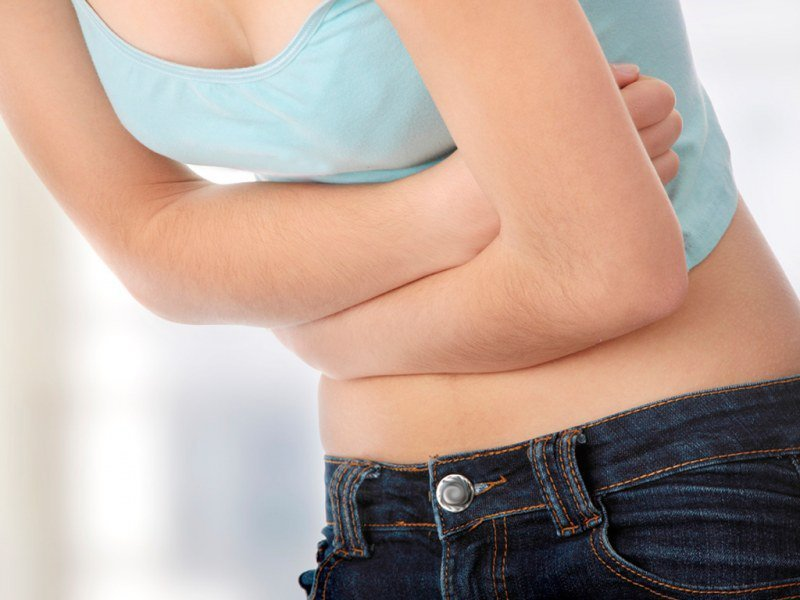 Несварение желудка: симптомы