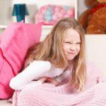 Причины боли в желудке у детей