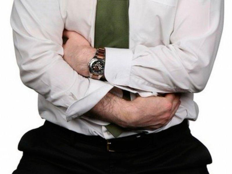 Спазмы в желудке после еды