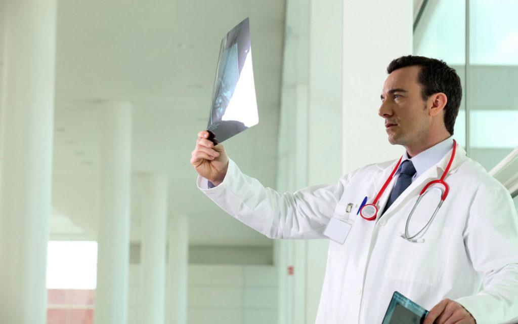 Рентген с барием