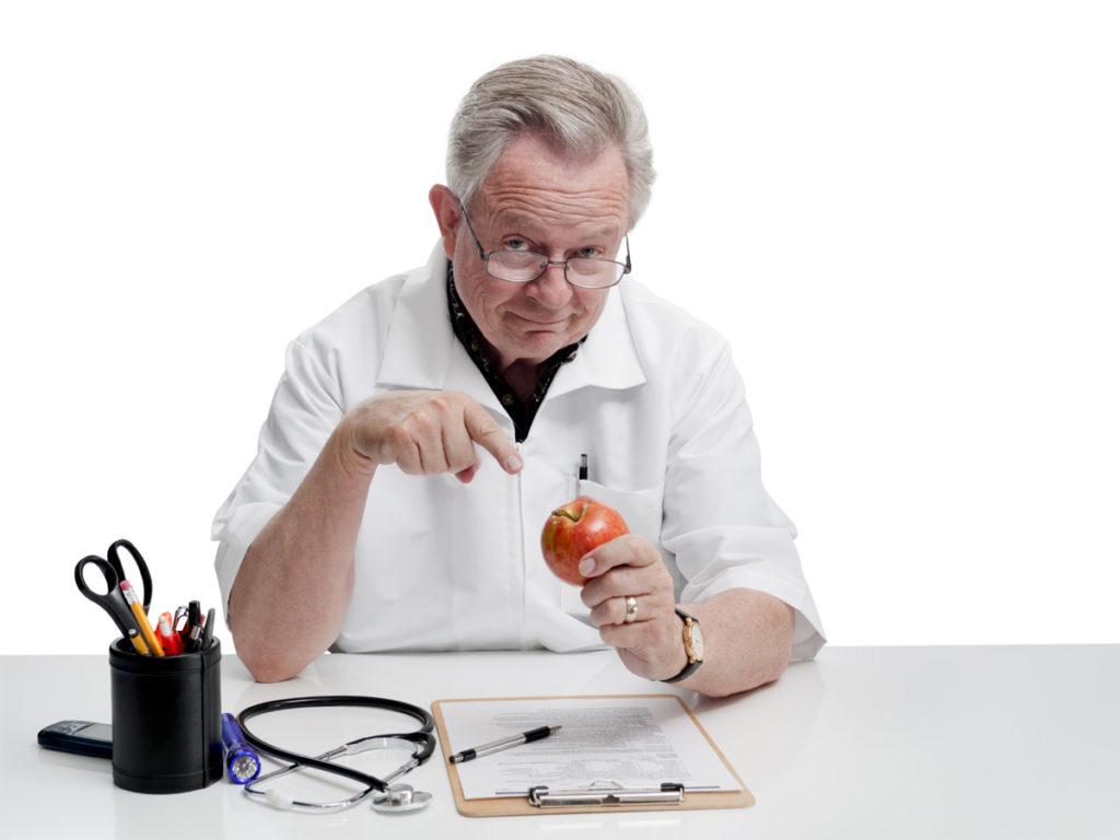 Питание при раке желудка