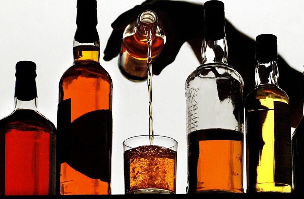 Боль в желудке от алкоголя