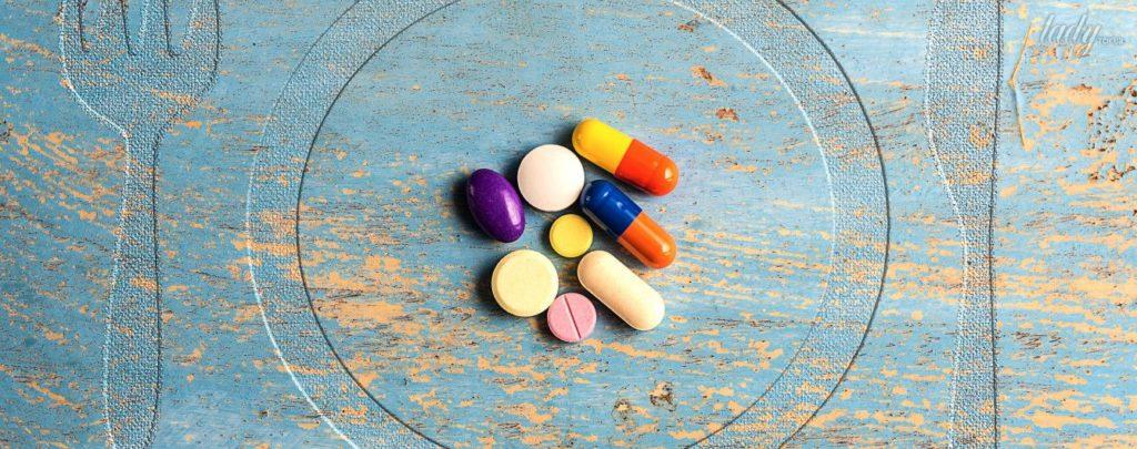 Таблетки для пищеварения
